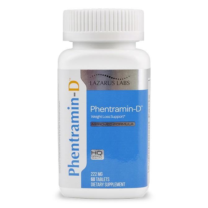 Phentramin-D Diet Pills for a Plateau