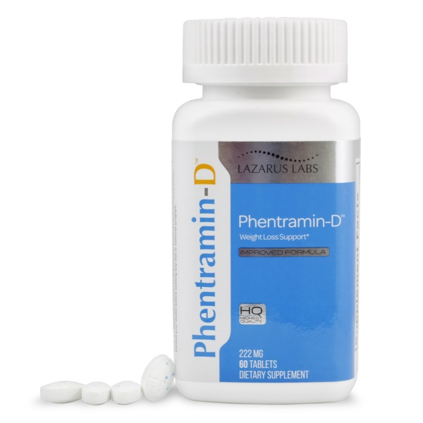 Get Rid of Stubborn Fat with Phentramin-D