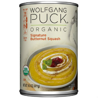 Wolfgang Puck Organic healthiest soups
