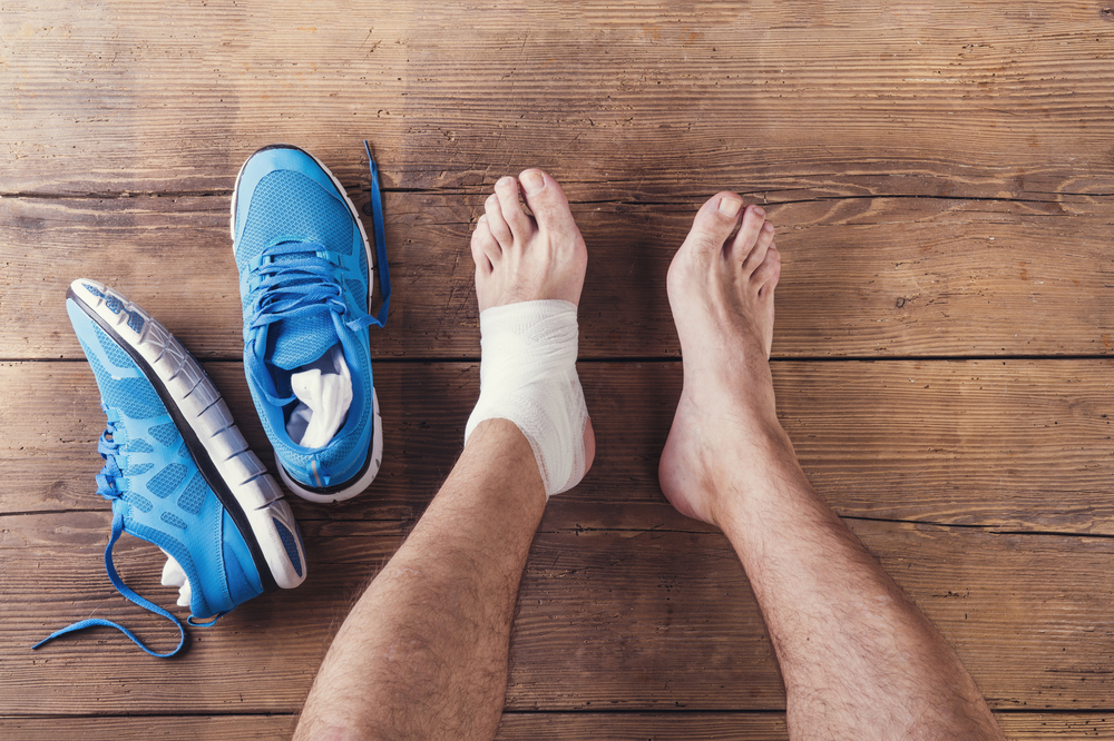 The wrong workout shoes hurt