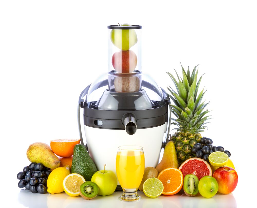 Juicing for Weight Loss Out of Style