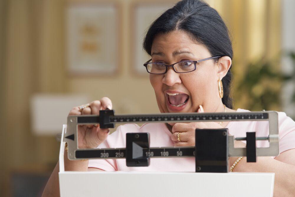 Stop Gaining Weight