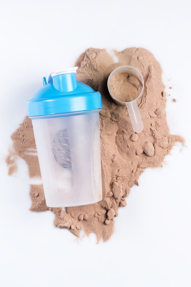 Do protein supplements cause fat gain?