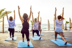 This Year's Fitness Trends Using the Mind